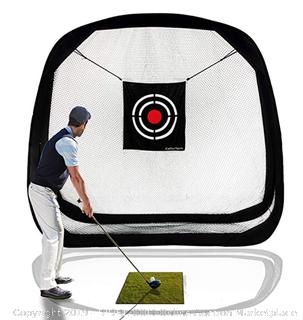 Galileo size 8' x 8' Golf hitting net
