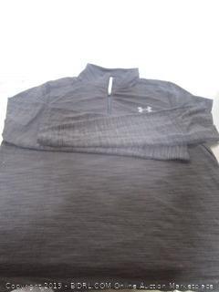Under Armour Mens 1/4 Zip Pullover Large