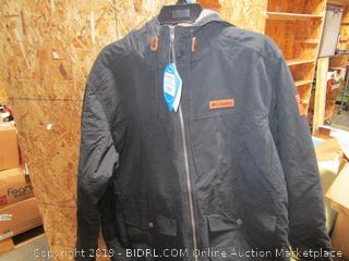 Columbia Mens Hooded Jacket XXL