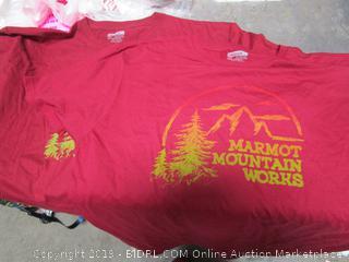 Marmot Mountain Works Shirts