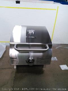 Professional Tabletop Gas Grill (online $88)