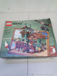 LEGO Ideas Old Fishing Store, Building Toy and Popular Gift for Fans of LEGO Sets and The Outdoors (2049 Pieces), Ages 12+ (Online $292.98)