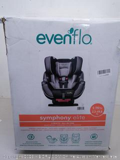 Evenflo Symphony Elite, 3 Seats All In One - 5 - 110 lbs (Online $169)