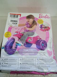 Fisher-Price Barbie Tough Trike Ages 2-5
