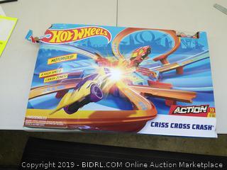 Hot Wheels Criss Cross Crash Track Set ($49.99)