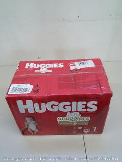 Huggies Little Snugglers, Size 1, Up To 14lb, 96 Count