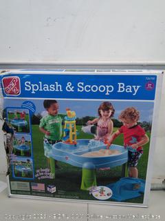 Step 2 Splash & Scoop Bay Ages 2+