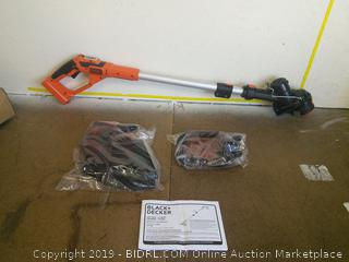 Black & Decker Trimmer and Edger (missing battery)