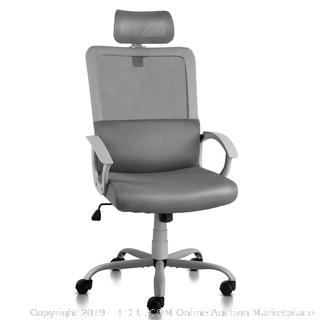 Smugdesk Ergonomic Office Chair (Online $84.99)