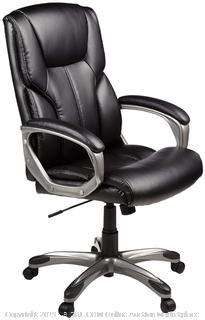 High-Back Executive Swivel Office Computer Desk Chair (online $111)