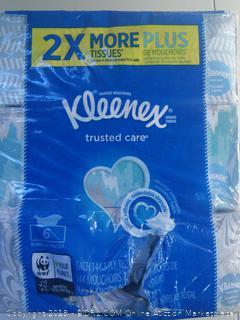 Kleenex Tissues - 6 Boxes