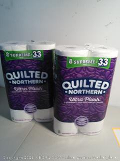 Northern Toilet Rolls - 2 Packs of 8