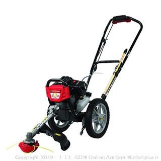 Southland 43cc Gas 17 in. Wheeled String Trimmer (Online $240)