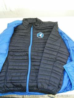 Timberwolves Jacket and Vest - Size L