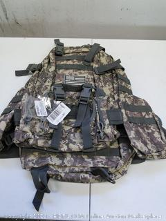 Outdoor Tactical Backpack - Large 50L