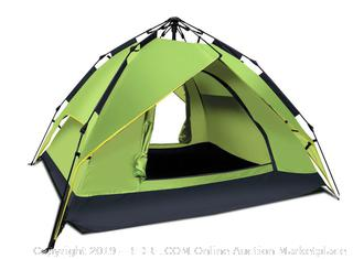 Argus Le  Pop Up Tent with Carry Bag