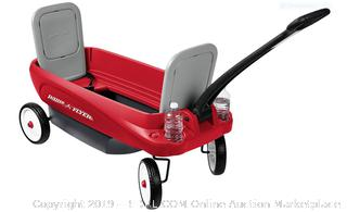 Radio Flyer Wagon 2 in 1 Journey Wagon (Online $99)