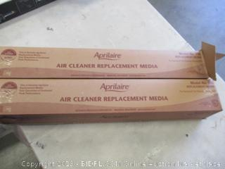 APRILAIRE AIR CLEANER REPLACEMENT MEDIA