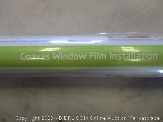 COAVAS WINDOW FILM INSTALLATION