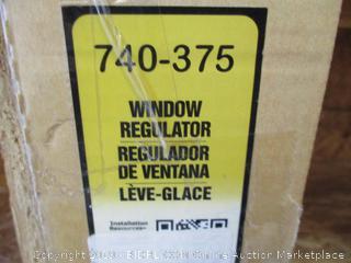 SPECTRA WINDOW REGULATOR
