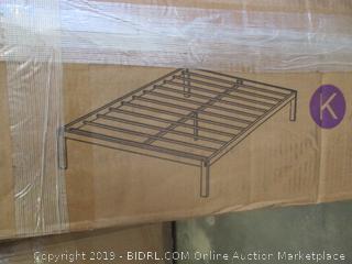 METAL STEEL SLAT BED