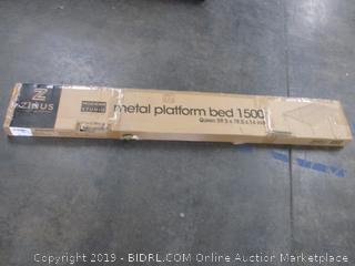 Zinus Metal Platform Bed Size Queen (Sealed)
