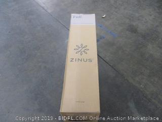 "Zinus 8"" Memory Foam Pressure Relief Green Tea Mattress Size Full"