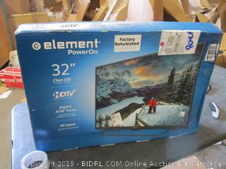 "Element 32"" TV - PLEASE PREVIEW"