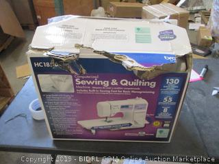 Brother Sewing and Quilting machine