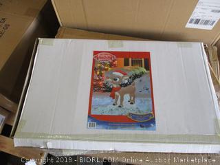 Rudolph Christmas Decor