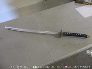 foam samurai sword