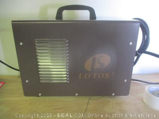 Lotos LTPDC2000D Non-Touch Pilot Arc Plasma Cutter/Tig/Stick Welder 3 in 1 Combo Welding Machine