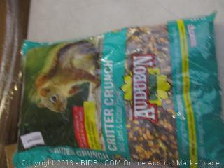 critter crunch wild bird & critter food