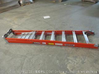 Ladder - damaged