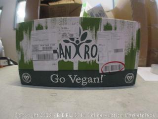 vegan dairy free cheddar puffs