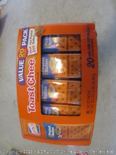 toast chee snack crackers