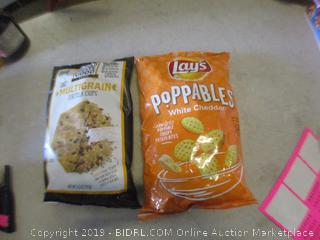 poppables snacks and tortilla chips