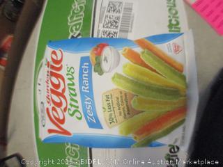 zesty ranch veggie straws