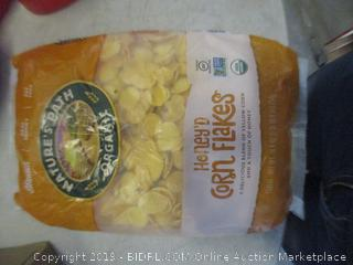 honey corn flakes cereal