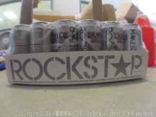 Rockstar energy drinks