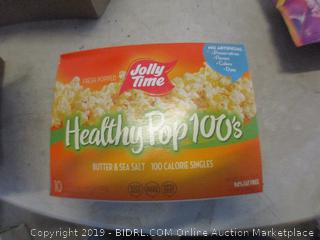 jolly time healthy pop 100's snacks