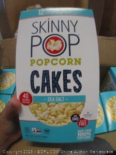 skinny pop popcorn cakes