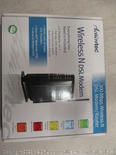 Wireless N DSL Modem