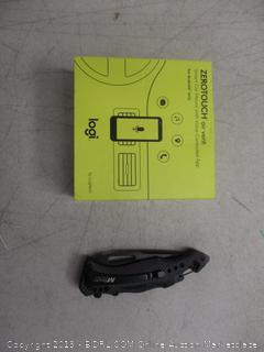 Phone Holder & Knife