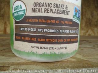 Raw Organic Raw Organic Mea