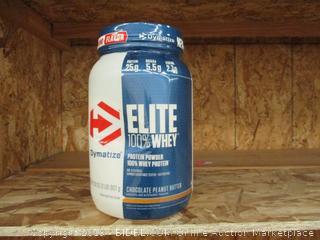 Elite 100% Whey Protein Powder