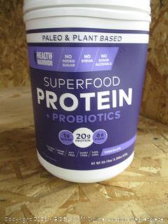 Superfood Protein Probiotics