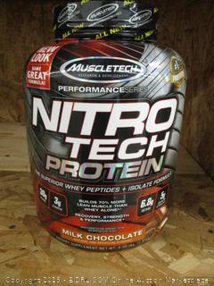 nitro tech protein