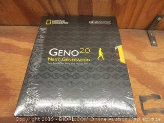 National geographic Geno 2.0 (See Pics)