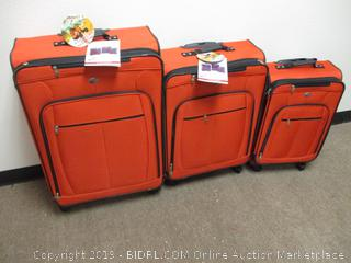 American Tourister Travel Set